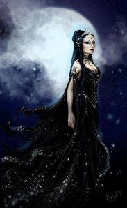 Titania, la Reina de Lunarïe