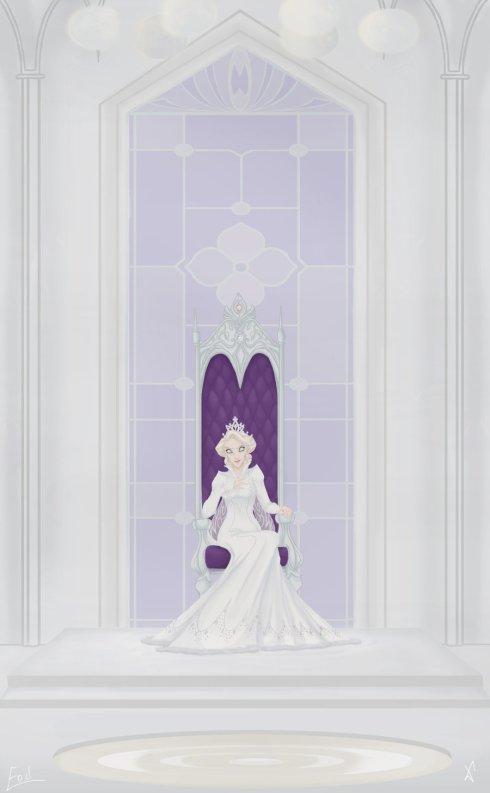 Reina Maeve, por Disned26
