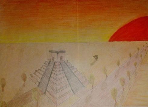 El Último Amanecer de Ithirïe, por Nïa