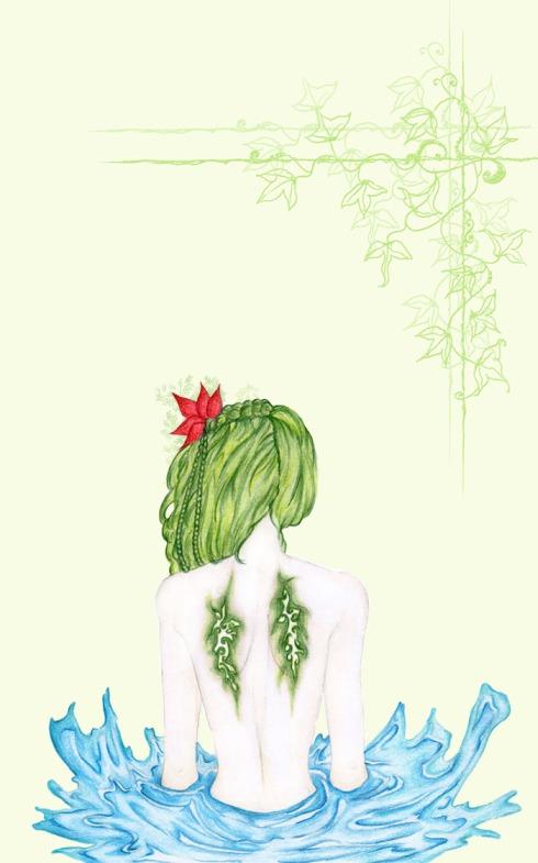 El Corazon de Jade, por darkandlilium